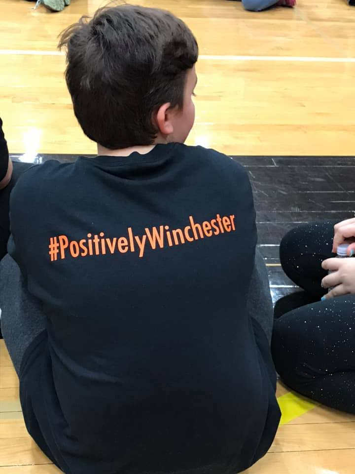 Help us celebrate the good things that happen with our school and in our town. Get the positive out! #PositivelyWinchester